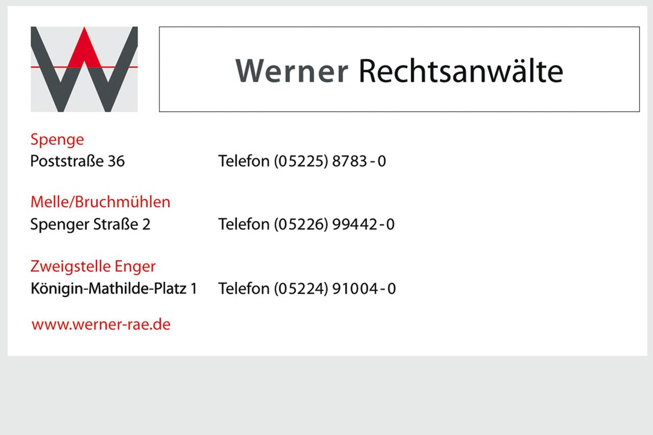 Werner Rechtsanwälte