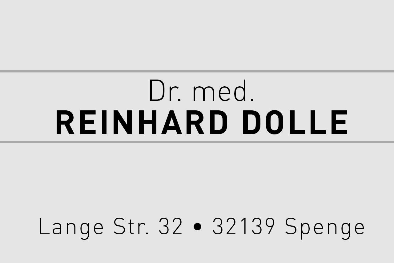 Dr. Reinhard Dolle