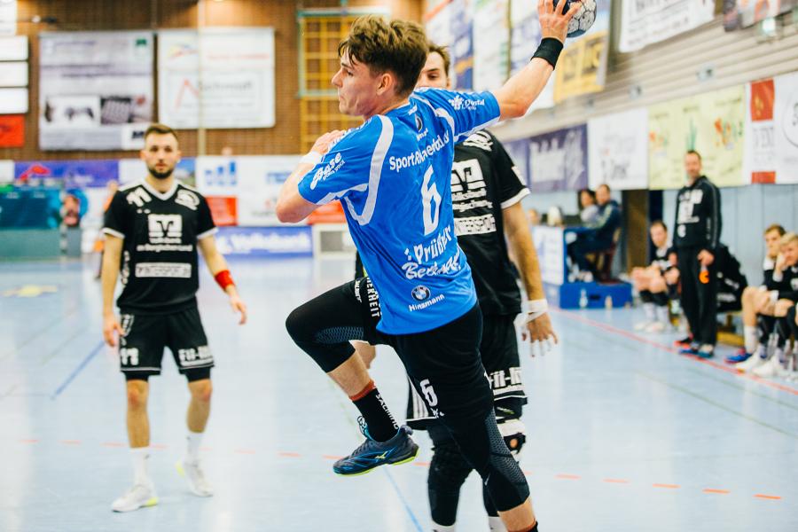Vertrag aufgelöst: Fynn Prüßner steht nicht mehr im Drittligakader