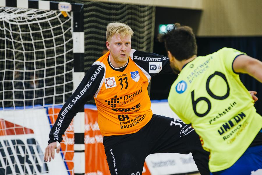 TuS kassiert Niederlage in Rostock