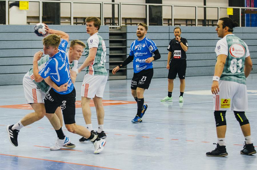 Der TuS testet erfolgreich gegen den TSV Handball Burgdorf II