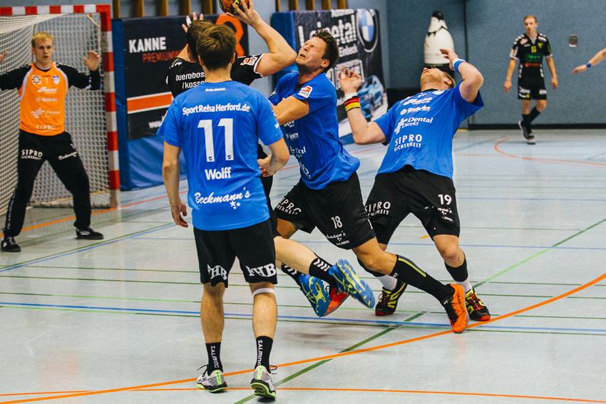 Krimi in Northeim endet 25:25 (16:12) unentschieden!