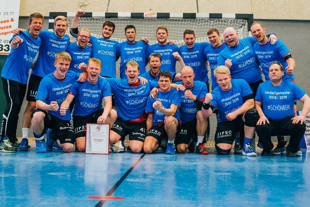 Deckel drauf – Zwote ist Landesliga-Meister!