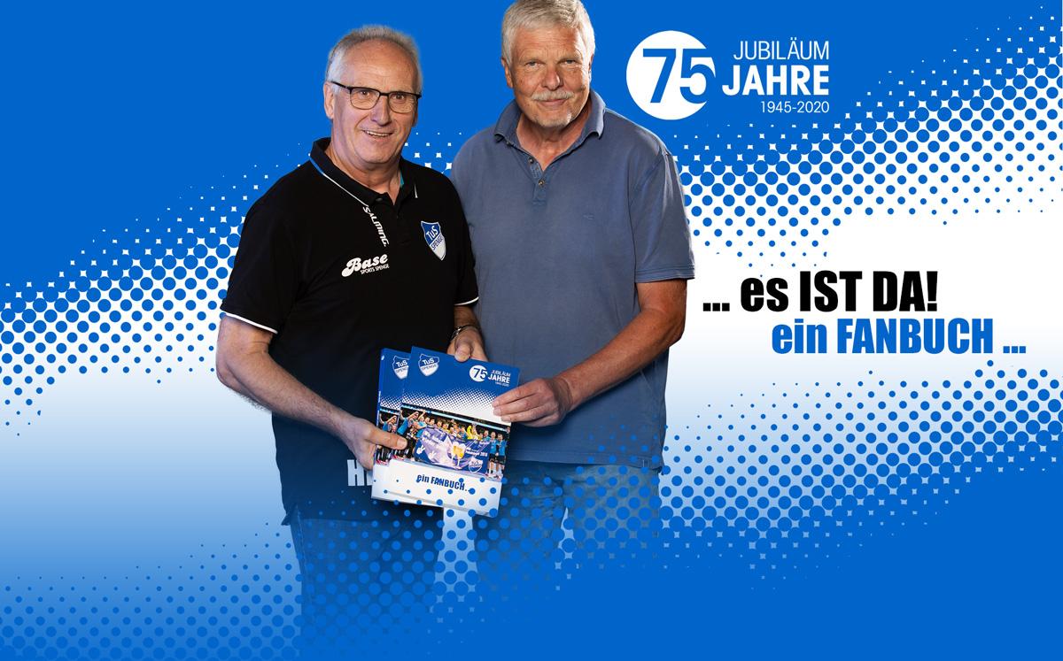Der TuS Spenge stellt Fanbuch vor!