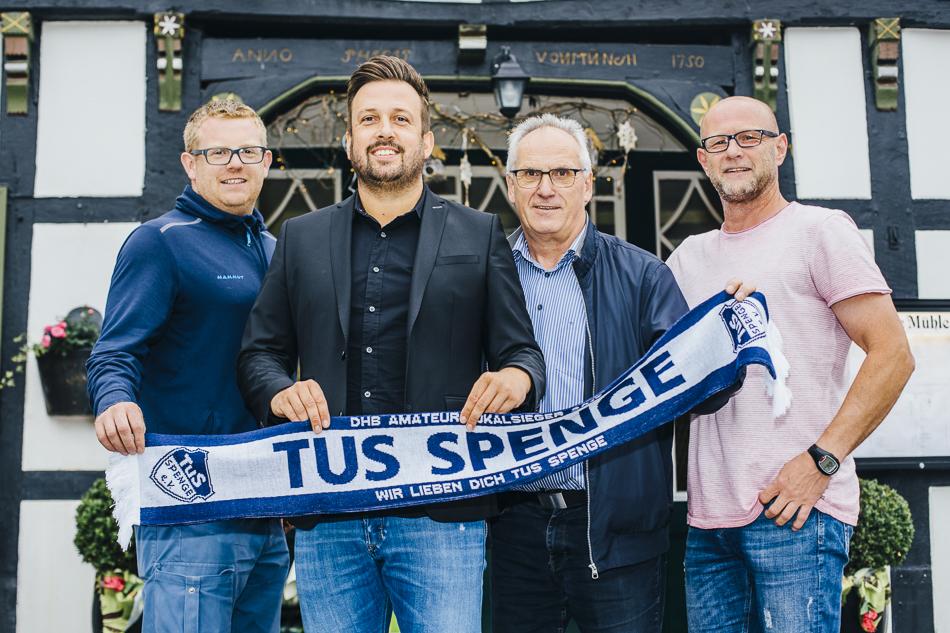 Stefan Kruse offiziell als Teammanager vorgestellt