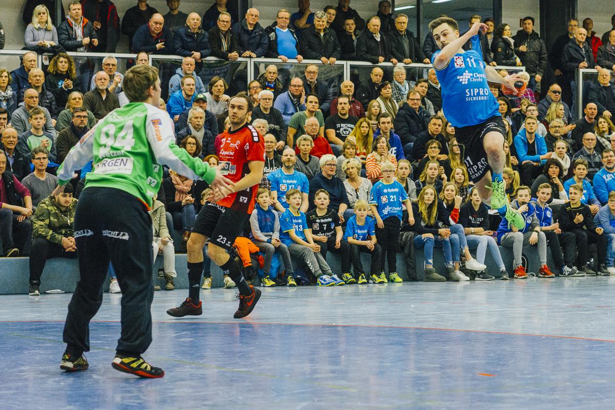 Solider Pflichtsieg gegen Augustdorf/Hövelhof