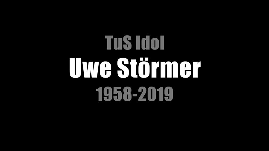 Uwe Störmer verstorben
