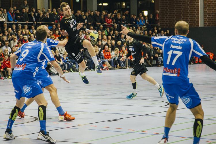 Ein Handballspiel – und am Ende gab es nur Sieger!